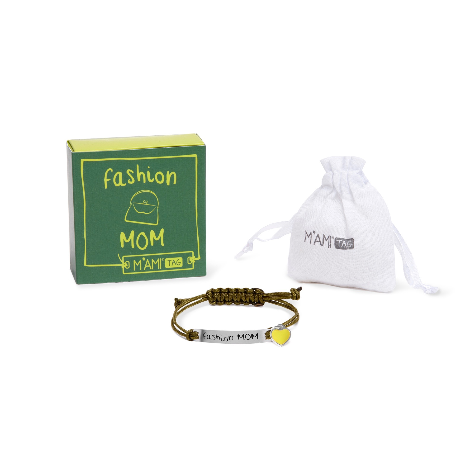 Pulsera TAG fashion MOM