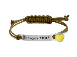 "MAMIJUX TAG Bracelet ""fashion MOM"""