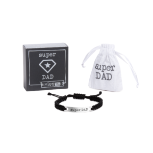 Super DAD TAG bracelet