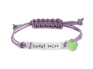 "MAMIJUX TAG Bracelet ""sweet MOM"""