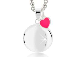 MAMIJUX<sup>®</sup> Pink Heart Harmony Ball