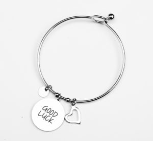 Good Luck TAG bangle
