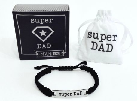 Pulsera super DAD M'AMI TAG
