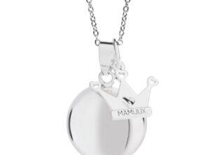 MAMIJUX® Harmony Ball with crown charm