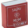 """MAMJUX® Bangle bracelet """"Super MOM"""" pack"""