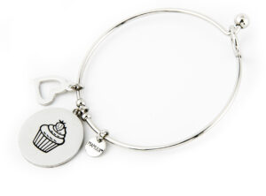 "The MAMIJUX® ""Sweet MOM"" bangle bracelet"
