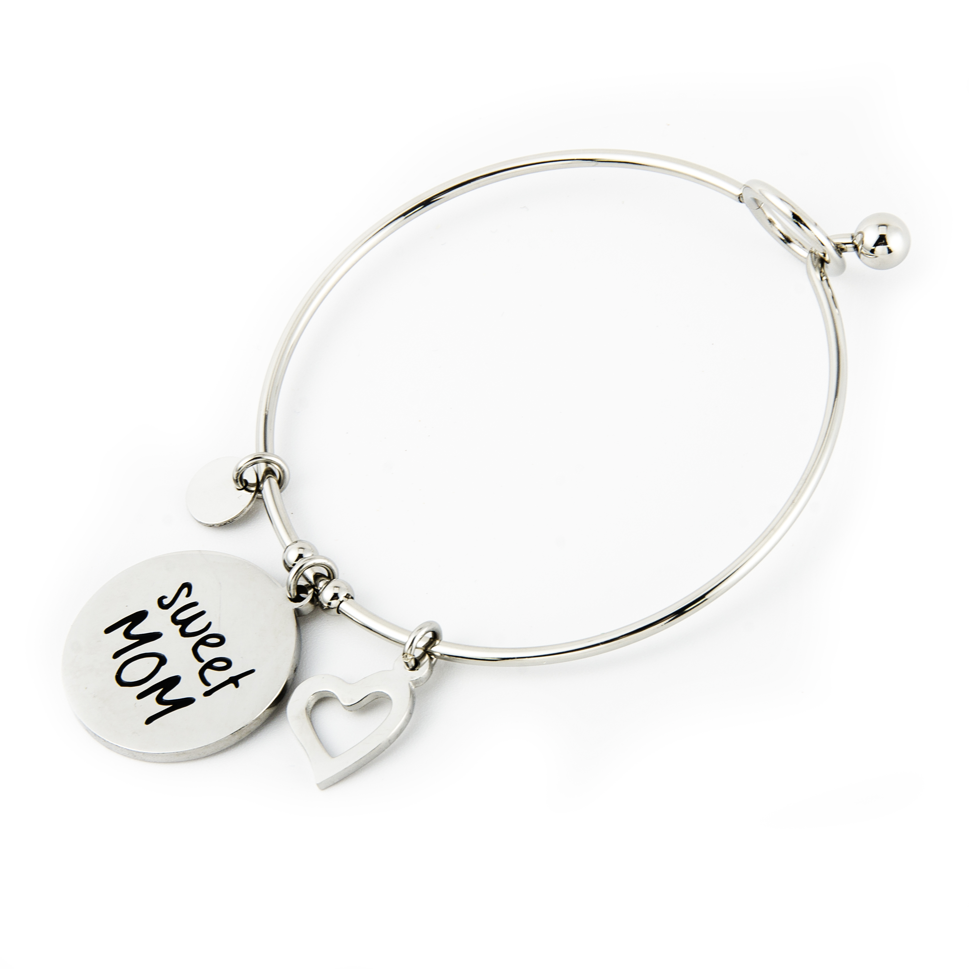Sweet MOM TAG bangle