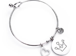 "MAMIJUX Bangle Bracelet ""Special Princess"""