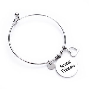 Special Princess TAG bangle