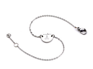MAMIJUX® Sisters small chain bracelet