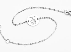MAMIJUX® Mom small chain bracelet