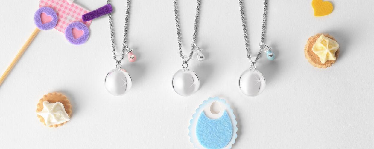 Il gioiello più bello per le future mamme