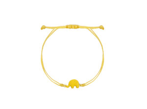 MAMIJUX for KIDS bracelet - yellow elephant